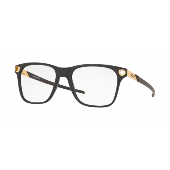 Oakley OX 8152 Apparition 815204 Satin Black | Occhiale Da Vista Uomo