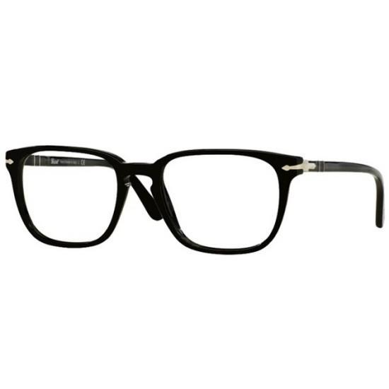 Persol PO 3117V - 95 Nero   Occhiale Da Vista Uomo