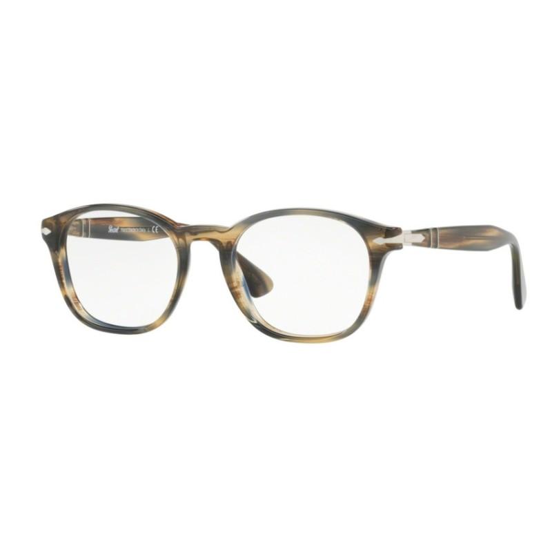 Persol Occhiale da Vista PERSOL PO 3122V (1026) KKeZH5v