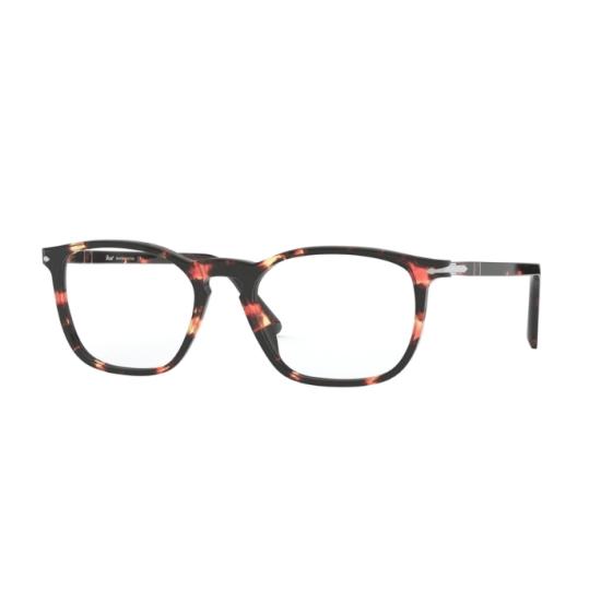 Persol PO 3220V - 1059 Avana Rosa Marrone | Occhiale Da Vista Unisex