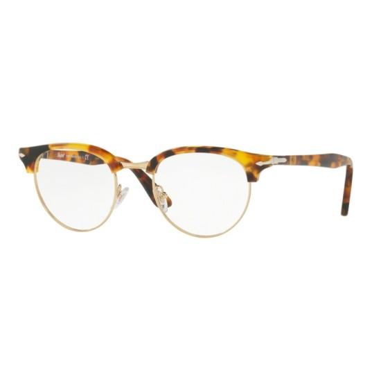 Persol PO 8129V - 1052 Madreterra | Occhiale Da Vista Unisex