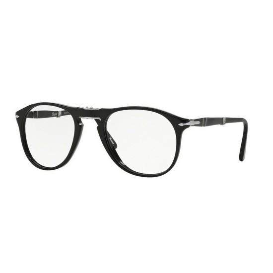 Persol PO 9714VM - 95 Nero | Occhiale Da Vista Uomo