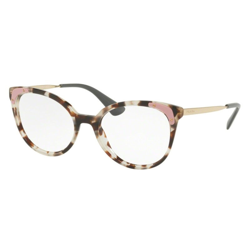vendita calda online bellezza stile distintivo Prada PR 12UV Catwalk UAO1O1 Maculato Marrone Opale