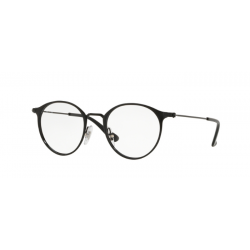 Ray-Ban Junior RY 1053 - 4065 Nero Sopra Nero Opaco