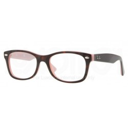Ray-Ban Junior RY 1528 - 3580 Top Avana / Rosa Opalino