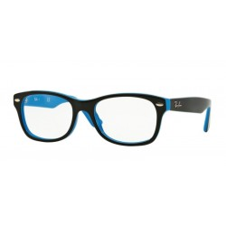 Ray-Ban Junior RY 1528 - 3659 Top Nero Su Azzurro