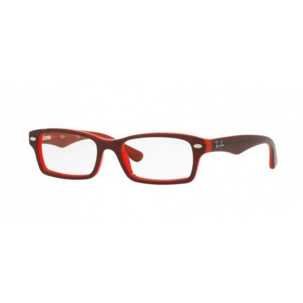 Ray-Ban RY 1530 3664 Rosso Fluo Junior