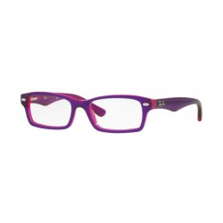 Ray-Ban Junior RY 1530 - 3666 Top Violet Su Fuxia Fluo