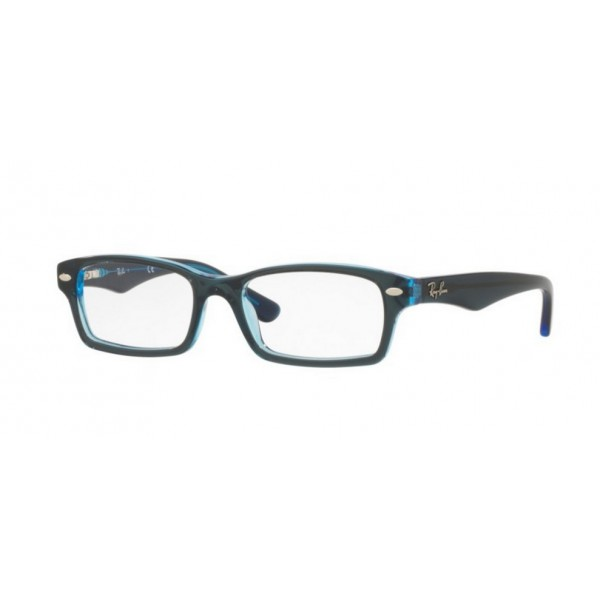 Ray-Ban Junior RY 1530 - 3667 Top Blu Su Blu Fluo