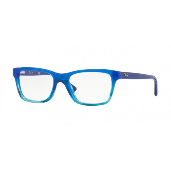 Ray-Ban Junior RY 1536 - 3731 Gradiente A Strisce Blu