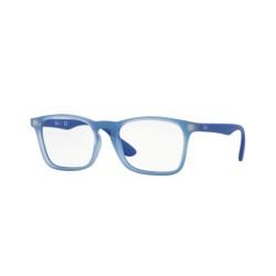Ray-Ban RY 1553 3668 Blu Elettrico Gommato Junior
