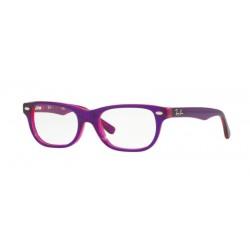 Ray-Ban Junior RY 1555 - 3666 Top Violet Su Fuxia Fluo
