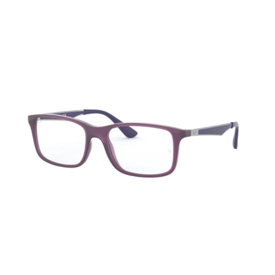 Ray-Ban Junior RY 1570 - 3790 Viola Opaco | Occhiale Da Vista Bambino Unisex