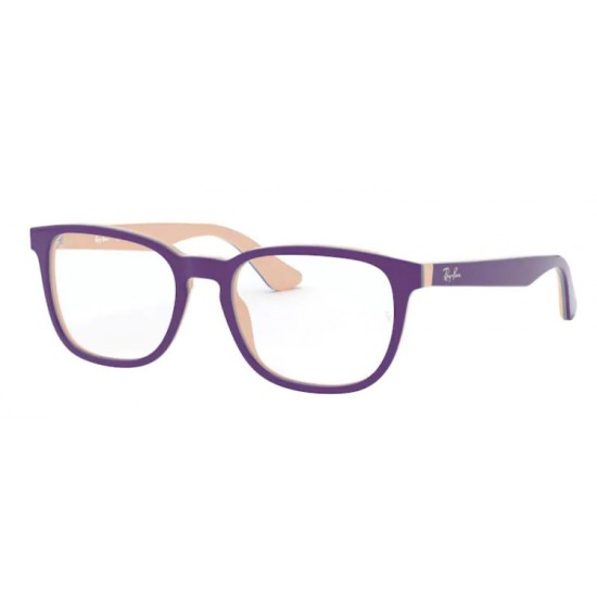 Ray-Ban Junior RY 1592 - 3818 Top Viola Su Rosa / Blu