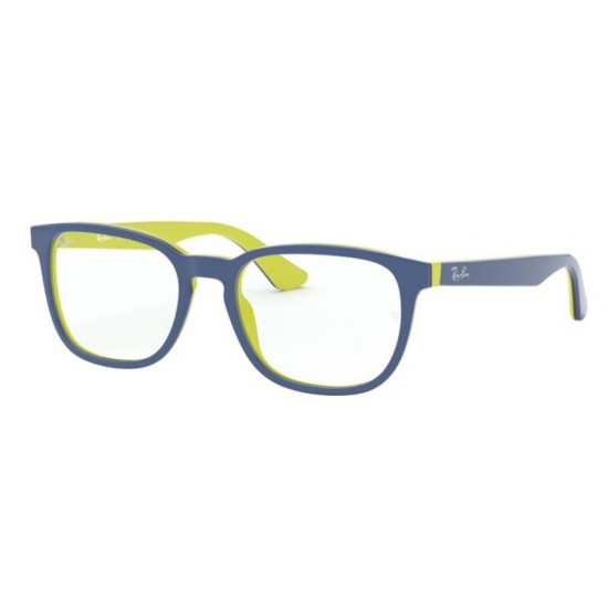 Ray-Ban Junior RY 1592 - 3819 Top Blu Su Giallo / Nero