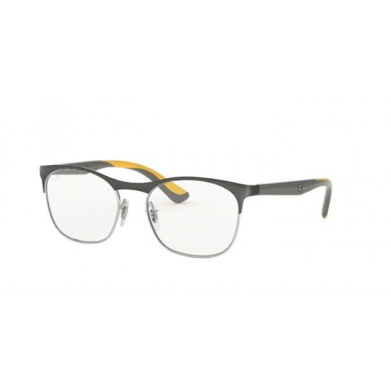 Ray-Ban Junior RY 1054 - 4070 Argento Sopra Grigio Opaco | Occhiale Da Vista Bambino Unisex