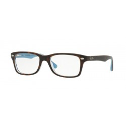 Ray-Ban Junior RY 1531 - 3701 Top Havana Su Havana Blu