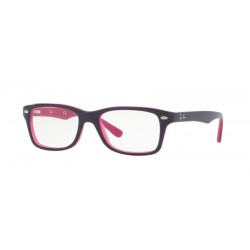 Ray-Ban Junior RY 1531 - 3702 Viola Superiore Su Fucsia