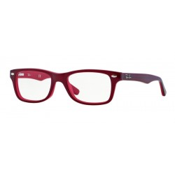 Ray-Ban Junior RY 1531 - 3592 Top Rosso Su Rosso Opalino