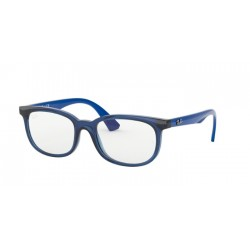 Ray-Ban Junior RY 1584 - 3686 Blu Trasparente