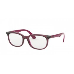 Ray-Ban Junior RY 1584 - 3760 Fuxia Trasparente