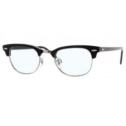 Ray-Ban RX 5154 Clubmaster 2000 Nero Lucido