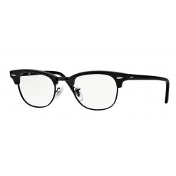 Ray-Ban RX 5154 Clubmaster 2077 Nero Opaco