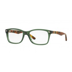 Ray-Ban RX 5228 - 5630 Verde Opale