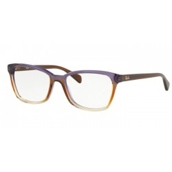 Ray-Ban RX 5362 - 5836 Tri Marrone-viola-giallo