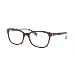 Ray-Ban RX 5362 - 5913 Superiore Nero-marrone Scuro-giallo