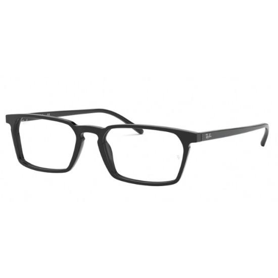 Ray-Ban RX 5372 - 2000 Nero   Occhiale Da Vista Unisex