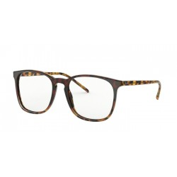 Ray-Ban RX 5387 - 5874 Rosso Bordeaux Havana Rosso