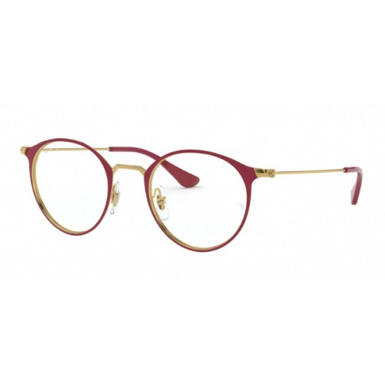 Ray-Ban RX 6378 - 3028 Oro In Cima All'amaranto