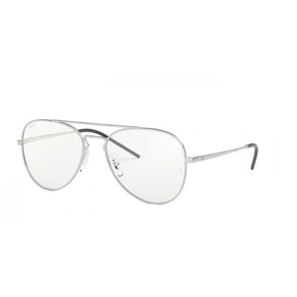 Ray-Ban RX 6413 - 2501 Argento