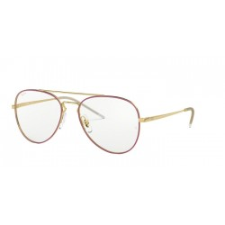 Ray-Ban RX 6413 - 2982 Top Oro Bordeaux