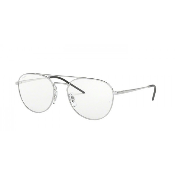 Ray-Ban RX 6414 - 2501 Argento
