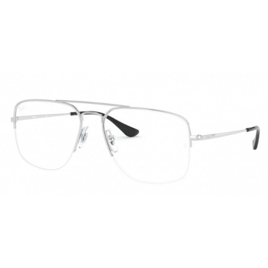 Ray-Ban RX 6441 The General Gaze 2501 Argento