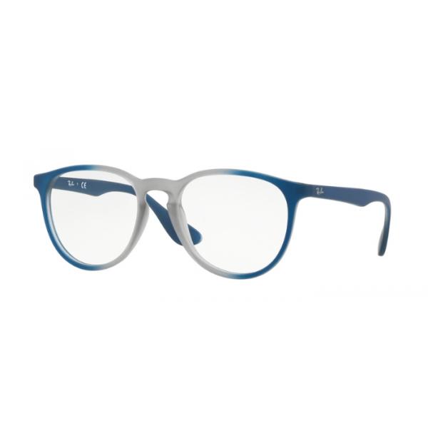 Ray-Ban RX 7046 - 5820 Grigio Chiaro Su Gradiente Blu