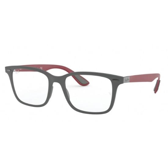 Ray-Ban RX 7144 - 5915 Grigio Sabbia | Occhiale Da Vista Unisex