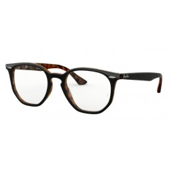 Ray-Ban RX 7151 - 5909 Top Gray Su Havana