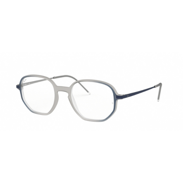 Ray-Ban RX 7152 5794 Grigio Top Blu Brillante
