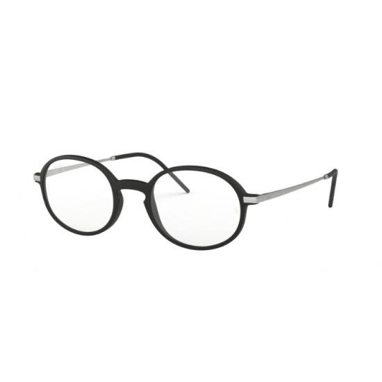 Ray-Ban RX 7153 - 5364 Gomma Nera   Occhiale Da Vista Unisex