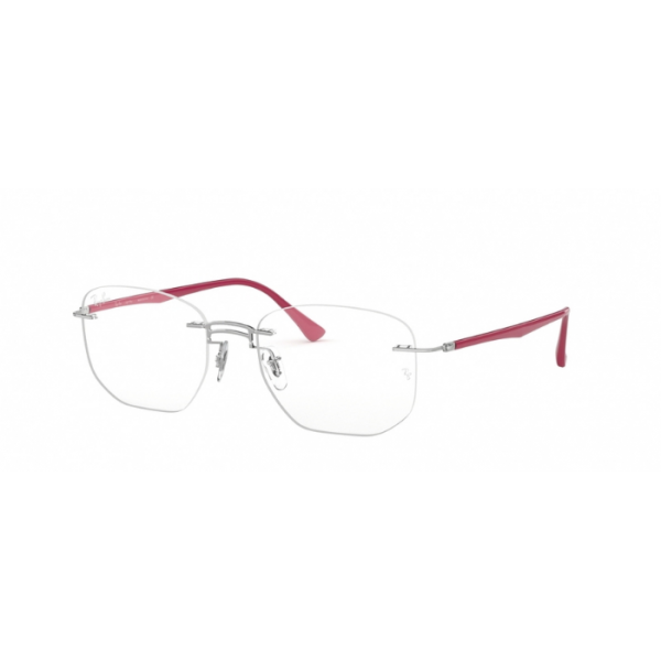 Ray-Ban RX 8757 - 1195 Argento