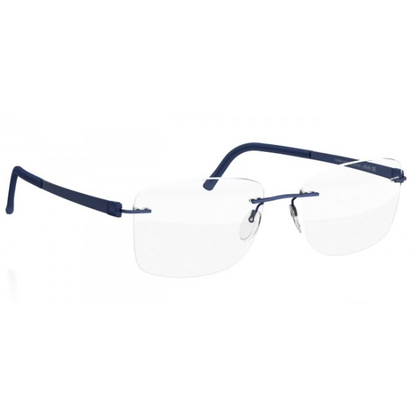 Silhouette Titan Accent 5450 6058 Navy Blue