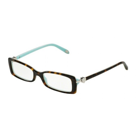 Tiffany TF 2035 - 8134 Top Havana / Blu | Occhiale Da Vista Donna