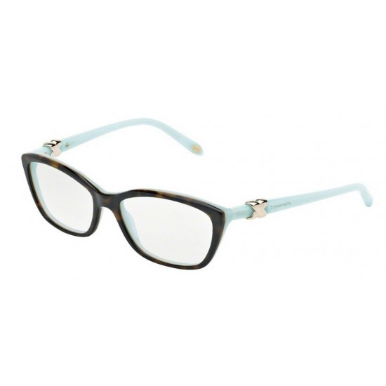 Tiffany TF 2074 - 8134 Top Havana / Blu | Occhiale Da Vista Donna