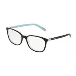 Tiffany TF 2109HB - 8193 Nero / Blu A Strisce