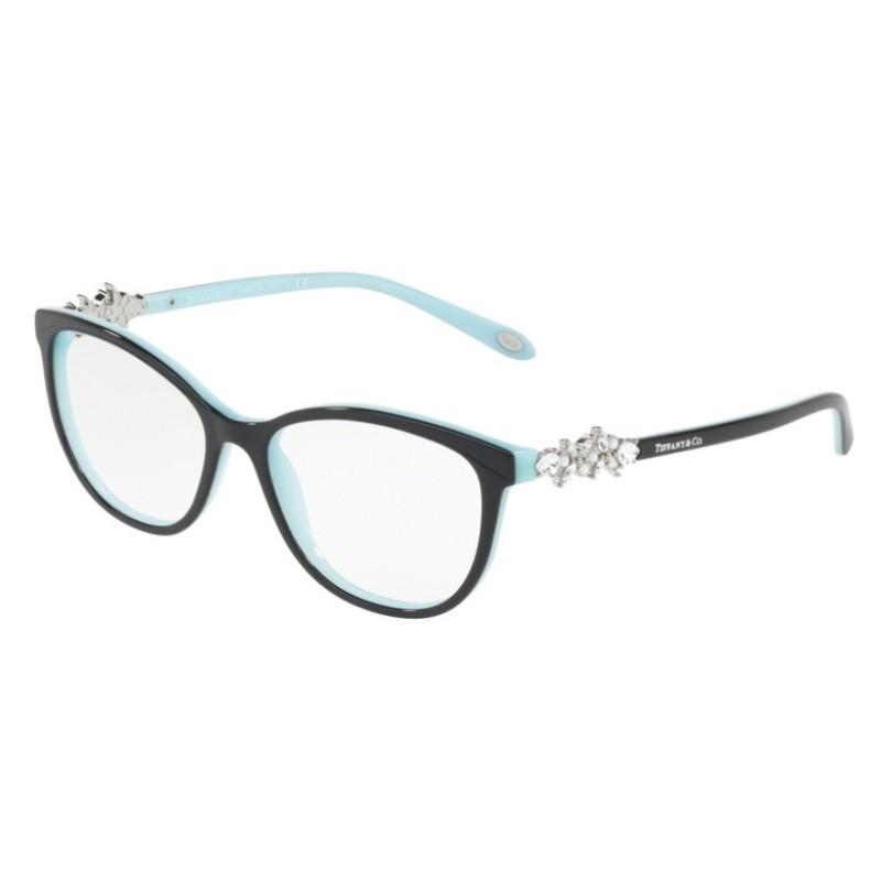 vasta selezione di 514ac 7c3c1 Tiffany TF 2144HB - 8055 Nero Blu