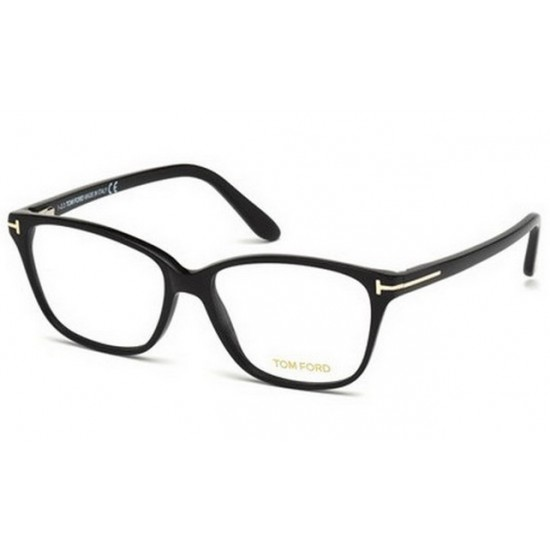 Tom Ford FT 5293 - 001 Nero Lucido | Occhiale Da Vista Donna
