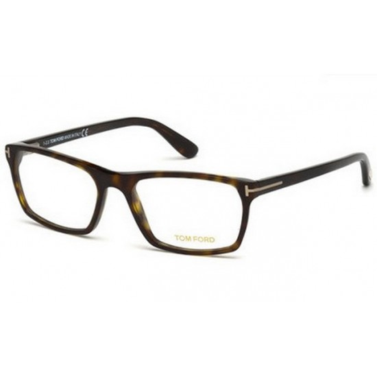 Tom Ford FT 5295 - 052 Avana Oscura | Occhiale Da Vista Uomo